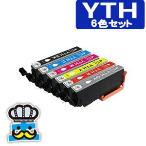 エプソン YTH  6色セット YTH-6CL ヨット EPSON プリンターインク 対応機種 EP-10VA EP-30VA inkoukoku