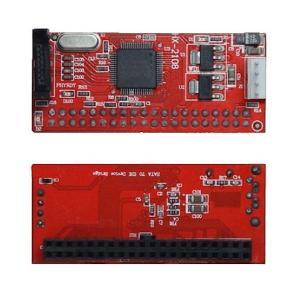 3.5インチIDEドライブをSATAドライブに変換するアダプタ IDE-SATALD【メール便送料無料】|innovate