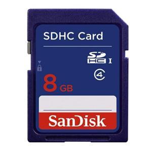 SanDisk SDHCカード 8GB クラス4 SDSDB-008G-B35【メール便可能】|innovate