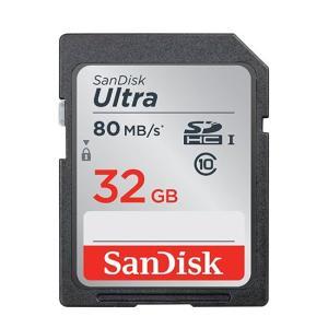 SanDisk SDHCカード 32GB クラス10 SDS...