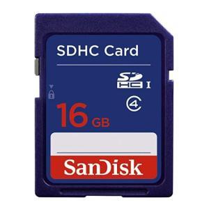 SanDisk SDHCカード 16GB クラス4 SDSDB-016G-B35【メール便送料無料】|innovate