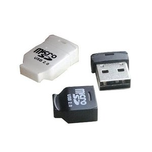 microSD用 超小型 USBカードリーダー タブレット/ノートPC/カーナビ 変換名人【メール便可能】|innovate