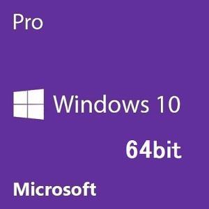 マイクロソフト Windows10 Pro DSP/日本語版/新規インストール用 64ビット