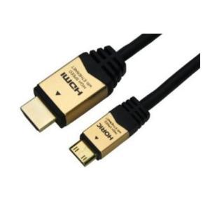miniHDMI-HDMIケーブル 2m Ver1.4 HDM20-021MNG HORIC製【メール便可能】|innovate