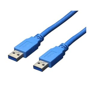 USB3.0ケーブル USB3-AA18 1.8m A-Aオス【メール便可能】|innovate
