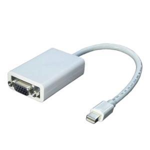 MiniDisplayPort-VGA 変換プラグ MDP-VGA モニター接続【メール便可能】|innovate
