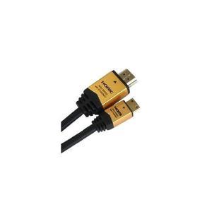 miniHDMI-HDMIケーブル 3m Ver1.4 HDM30-074MNG HORIC製【メール便送料無料】|innovate