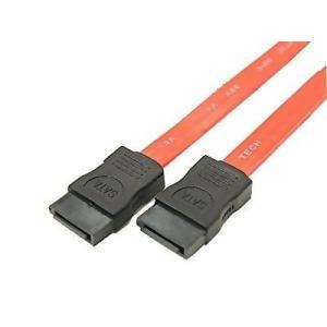 変換名人 SATAケーブル 30cm SATA2(3Gbps) HDD/ブルーレイ/DVDの接続に SATA-IICA30/V【メール便可能】|innovate