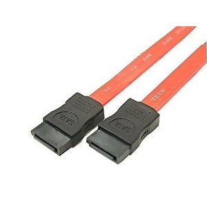変換名人 SATAケーブル 60cm SATA2(3Gbps) HDD/ブルーレイ/DVDの接続に SATA-IICA60/V【メール便可能】|innovate