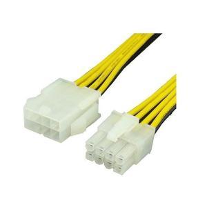 CPU用電源 延長ケーブル 30cm EPSP/CA30 変換名人【メール便送料無料】|innovate