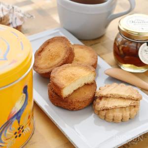 フランス産 ガレット・バタービスケット オワゾー缶 クッキー ル・ブルターニュ ギフト【メール便不可】