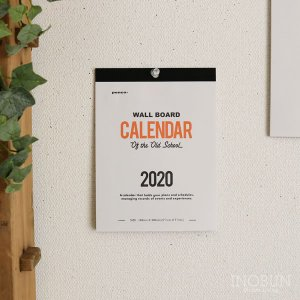 2020年 カレンダー 壁掛け penco ペンコ セール 返品不可