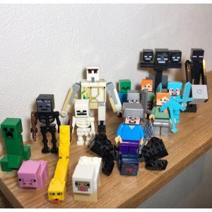 (即日出荷)レゴ互換 マインクラフト ミニフィグ 16体セット LEGO(レゴ)互換 並行輸入
