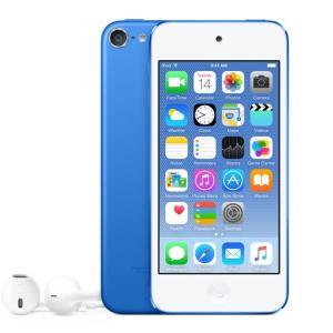 (在庫有!)Apple(アップル) iPod touch 16GB ブルー 第6世代【新品/MKH22の整備済製品】 inoqshop