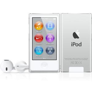 [数量限定]Apple(アップル) iPod nano 16GB シルバー 第7世代【新品/MD480J/Aの整備済製品】 inoqshop
