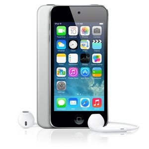 (即納)Apple(アップル) iPod touch 16GB ブラック&シルバー 第5世代【新品/ME643の整備済製品】