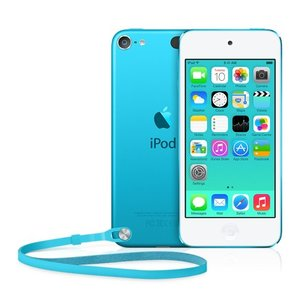 [数量限定]Apple(アップル)iPod touch 64GB 第5世代 ブルー【新品/MD718の整備済製品】 inoqshop