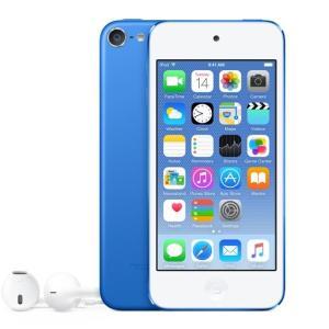 (在庫有!)Apple(アップル) iPod touch 32GB ブルー 第6世代【新品/MKHV2の整備済製品】 inoqshop