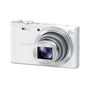 ソニー デジタルスチルカメラ DSC-WX350 (W)ホワイト 新品 |inouedenki