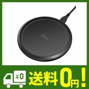 【より早い・iPhone / Samsung急速充電】改良型ワイヤレス充電器!iPhone 7.5W...