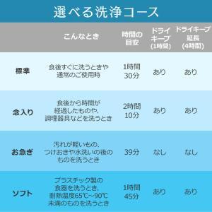 食器洗浄機 工事不要 食器洗い乾燥機 食洗器 除菌 ホワイト ISHT-5000-W アイリスオーヤマ insair-y 06