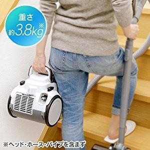 掃除機 クリーナー サイクロン タービンヘッド 吸引 掃除 軽い コンパクト パワフル フィルター 紙パック不要 アイリスオーヤマ IC-C100TE (あすつく)|insair-y|04