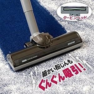 掃除機 クリーナー サイクロン タービンヘッド 吸引 掃除 軽い コンパクト パワフル フィルター 紙パック不要 アイリスオーヤマ IC-C100TE (あすつく)|insair-y|06
