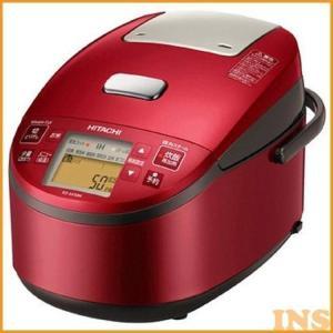炊飯器 日立 圧力スチームIH炊飯器 レッド RZ-AX10M-R HITACHI (D)