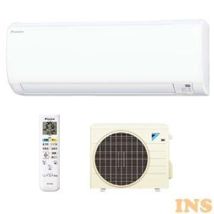 エアコン 8畳 工事費込 ダイキン S25VTES-W 8畳用 DAIKIN (D):予約品|insair-y