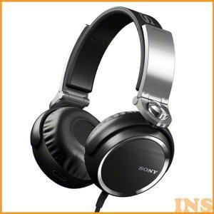 ステレオヘッドホン MDR-XB900 SONY