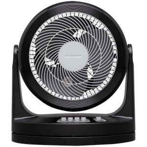 サーキュレーター 首振り 扇風機 小型 家庭用 軽量 静音 PCF-HM23-W・PCF-HM23-B アイリスオーヤマ|insair-y|05