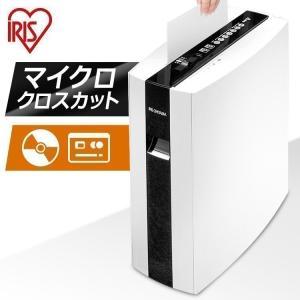 シュレッダー 家庭用 電動 アイリスオーヤマ おしゃれ マイクロクロスカット PS5HMSD