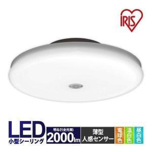 シーリングライト 小型 LED 小型シーリングライト 人感センサー 玄関 廊下 階段 クローゼット ...