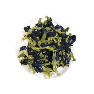 深い青色に抽出されるハーブ。 古くからタイをはじめ東南アジアや南アジアで栽培され、食用のほか天然の着...