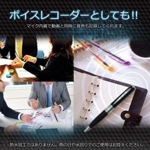 ペン型ビデオカメラ LV-BPR (代引不可)...の詳細画像3