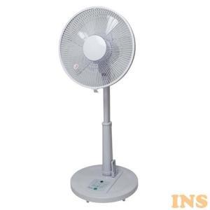 扇風機 季節家電 夏物家電 熱中症対策 冷風 シンプル 夏 リモコン式 ホワイト KI-168R TEKNOS (D)(B)