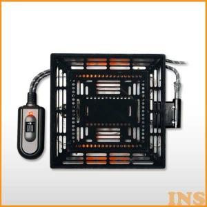 こたつ ヒーターユニット ヒーター 600W ファン付 TMS-600F TEKNOS テクノス|insdenki-y