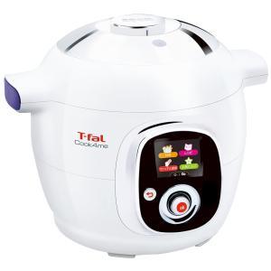 ●4つの調理法(圧力調理、炒める、煮る、蒸す)のマルチクッカー  ●60レシピが内蔵されており、液晶...