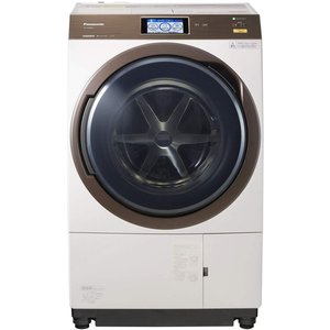 パナソニック ななめドラム洗濯乾燥機 11kg 左開き ノーブルシャンパン NA-VX9900L-N...