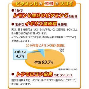 ビタミンC / 栄養機能食品 / 250mg×120粒 / 1粒でレモン8個分のビタミンC|inship|03