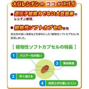 大豆レシチン / 445mg×150粒 / 脂っこい食事が多い方に|inship|04