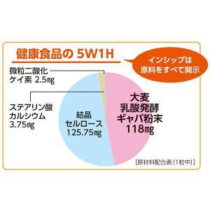 GABA(ギャバ) / 機能性表示食品 / 250mg×30粒 / 癒しのアミノ酸|inship|03