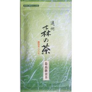 遠州森の茶 / 最高級煎茶 / 100g|inship