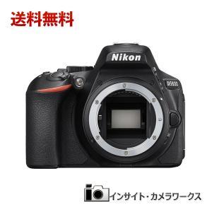 Nikon デジタル一眼レフカメラ D5600 ボディ ブラック D5600BK ニコン|insight-shop