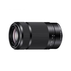 SONY 望遠ズームレンズ E 55-210mm F4.5-6.3 OSS Eマウント用 APS-C専用 SEL55210 ブラック ソニー|insight-shop
