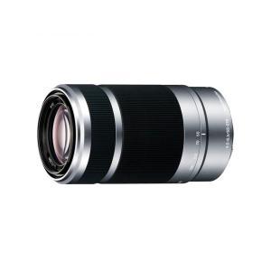 SONY 望遠ズームレンズ E 55-210mm F4.5-6.3 OSS シルバー APS-Cフォーマット専用 SEL55210 ソニー|insight-shop