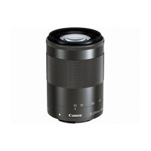 Canon 望遠ズームレンズ EF-M55-200mm F4.5-6.3 IS STM EF-M55-200ISSTM グラファイト 店舗仕様箱|insight-shop