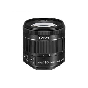 Canon 標準ズームレンズ EF-S18-55mm F4.0-5.6 IS STM APS-C対応 キヤノン F4-5.6|insight-shop