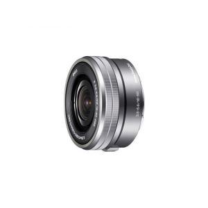 SONY 標準ズームレンズ E PZ 16-50mm F3.5-5.6 OSS SELP1650 グレー ソニー|insight-shop