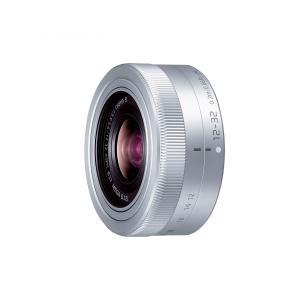Panasonic LUMIX G VARIO 12-32mm/F3.5-5.6 ASPH./MEGA O.I.S. H-FS12032-S シルバー 標準ズームレンズ パナソニック ルミックス|insight-shop